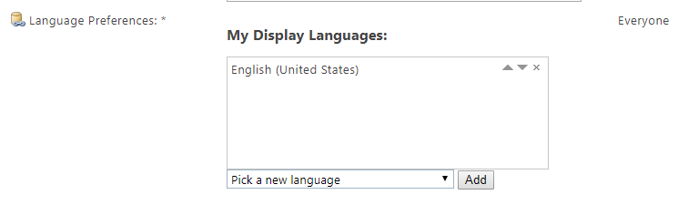 SharePoint Online Multi-language Modern Sites – real case